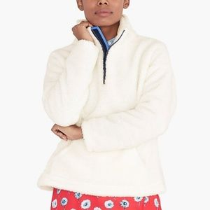 J. Crew Factory | NWT - Sherpa Pullover